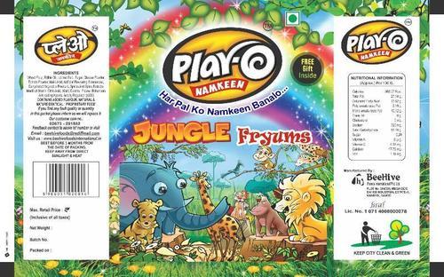Play-O Jungle Fryums Namkeen