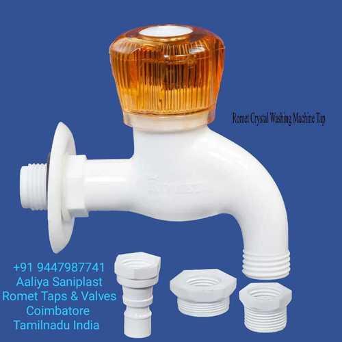 PTMT Washing Machine PVC Water Tap
