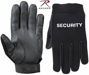 Security Glove