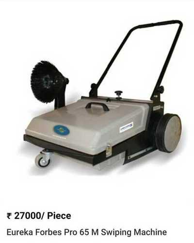 Semi Automatic Floor Swiping Machine