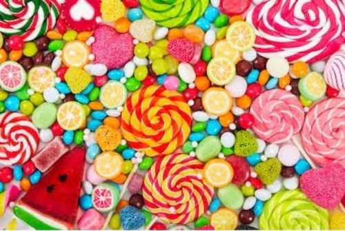Tasty Fresh Juicy Candy