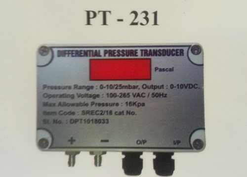Ultra High Pressure Transducer