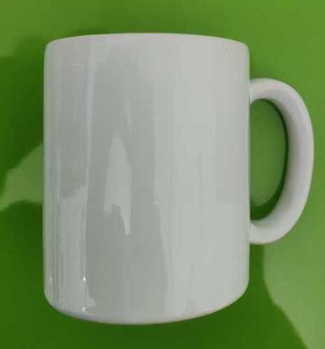 Unique Designs White Ceramic Coffee Mugs