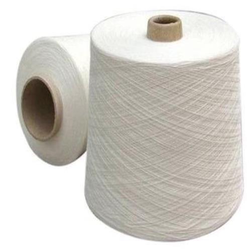 White Ring Spun Cotton Cone Yarn, for Weaving