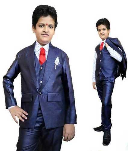 5 Piece Boys Suit