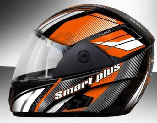 Abs Plastic Motorcycle Helmet