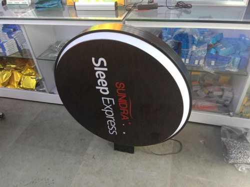 Advertising Round Light Box