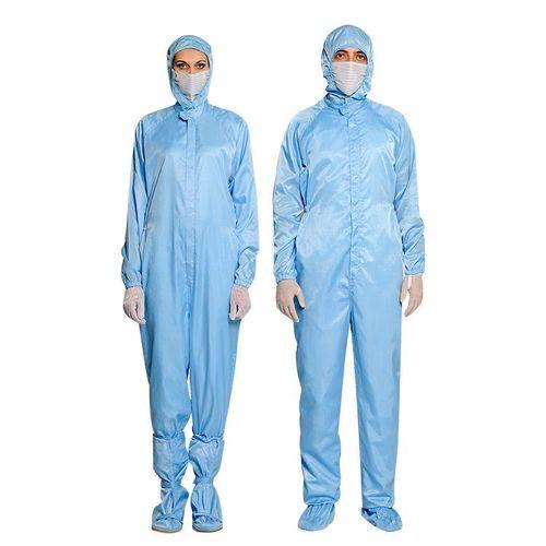 Anti Static ESD Laboratory Jumpsuit