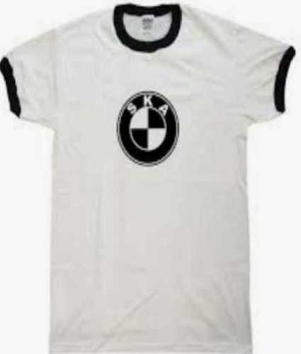 Boys Cotton Half Sleeves Round Neck T Shirt