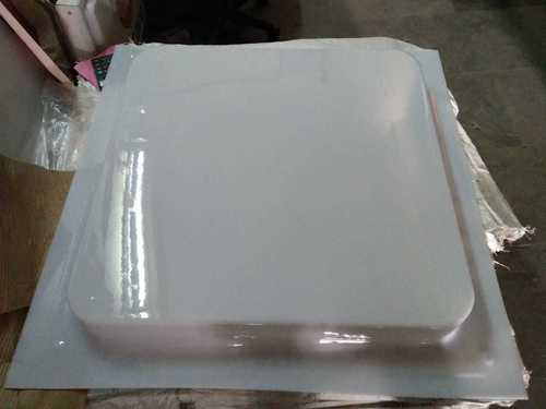 Deep Rectangular Tray