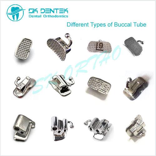 Dental Orhhodontic Buccal Tube