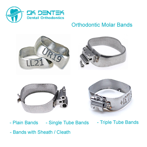 Dental Orhhodontic Molar Band