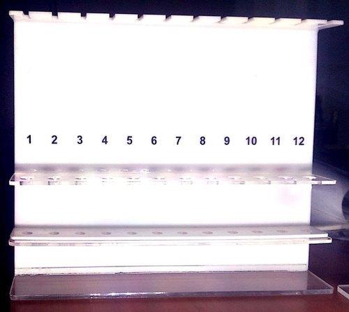 Esr Pipette Disposable Stand (12 Pieces)