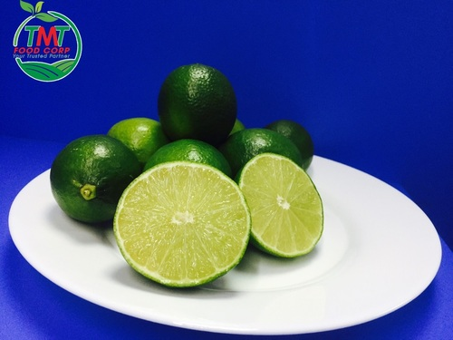 Fresh Green Seedless Lime