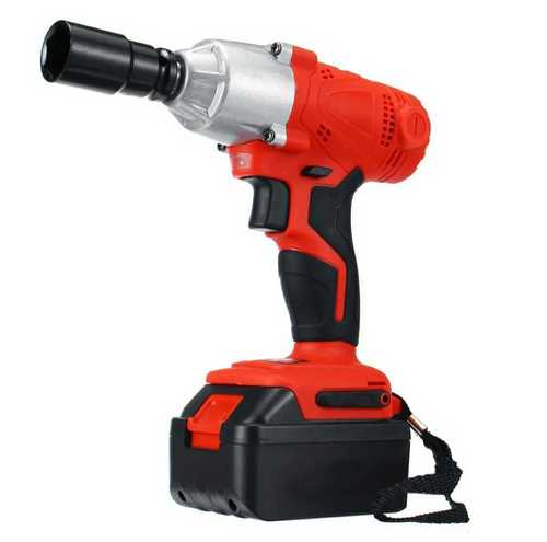 Fully Electric Impact Wrench