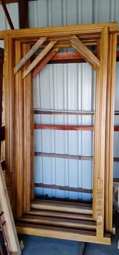 Fully Polished Wooden Door Panels