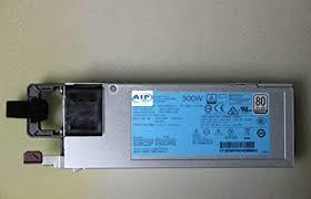 HPE P/N 720478-B21 HP 500W Flex Slot Platinum Power Supply
