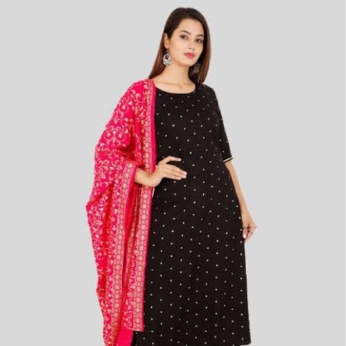 Ladies Fancy Dotted Salwar Suits