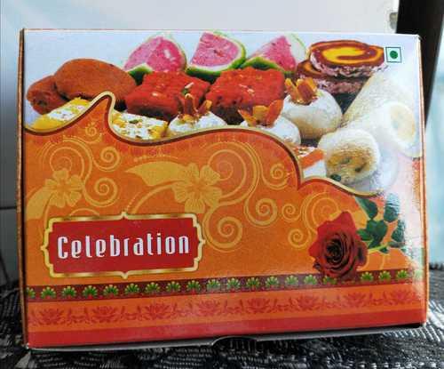 Laminated Sweet Packaging Box