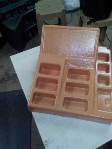 Material Keeping Trays