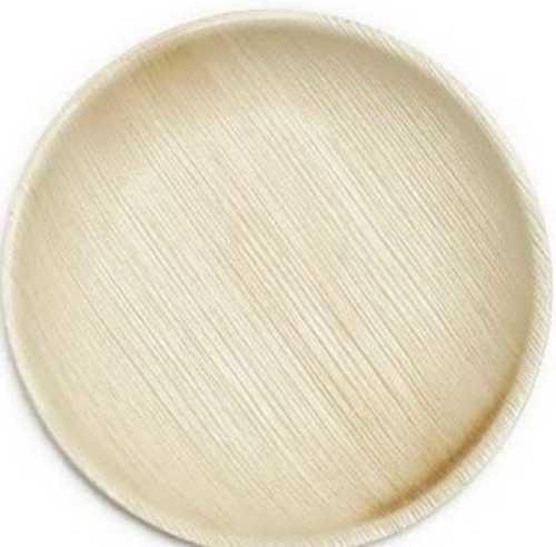 Natural Plain Areca Leaf Plate