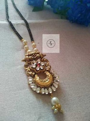 Party Wear Traditional Imitation Mangalsutra