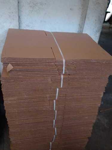 Plain Brown Corrugated Boxes