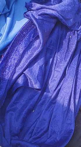 Plain Cotton Velvet Fabric, Length: 50-100 m
