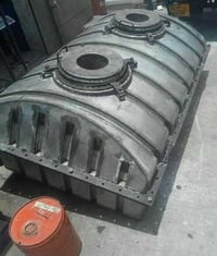 Roto Mould Die For Making Plastic Water Tank