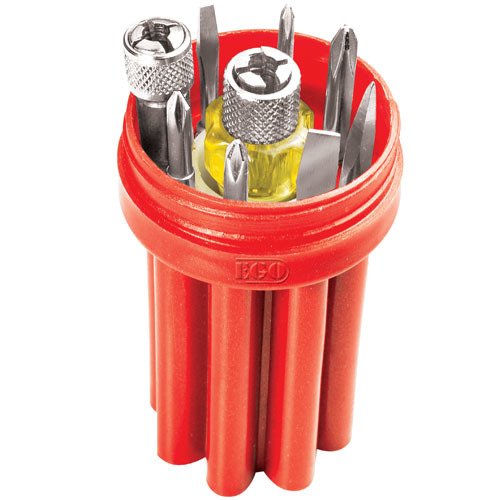 Screw Driver 8 In 1 Set (Executive)