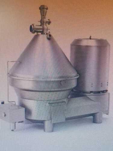 Stainless Steel Milk Cream Separator