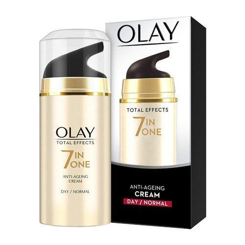 Total Effects 7 In 1 Anti Aging Skin Cream Moisturizer, Normal, 20g (Olay)