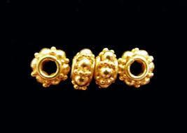 Vermeil Beads