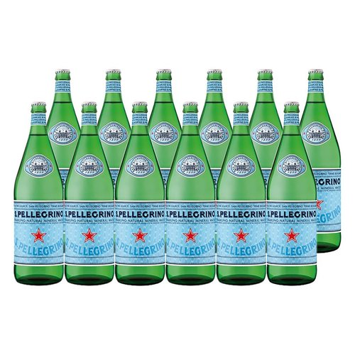 100% Pure Mineral Water PERRIER