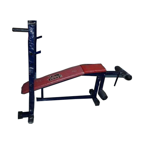 3 In 1 Gym Bench For Incline, Decline And Flat Exercise