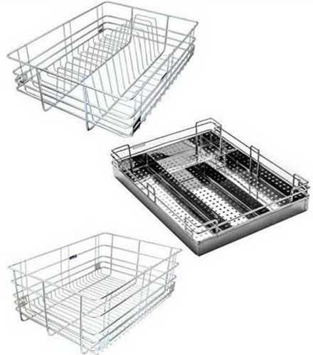 Appealing Look Kitchen Basket