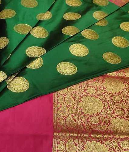 Banarasi Cotton Silk Sarees