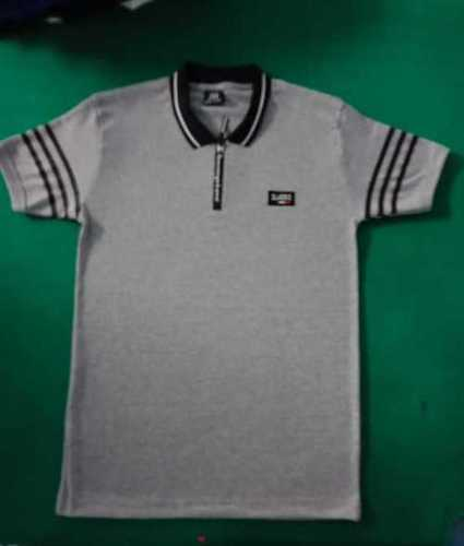 Eco-Friendly Collared Mens T Shirts