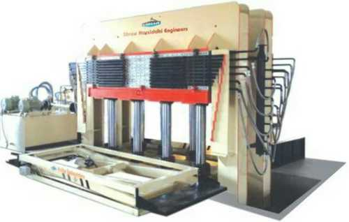 Fully Automatic Plywood Making Machine