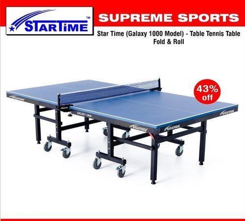 Galaxy 1000 Table Tennis Table 25mm