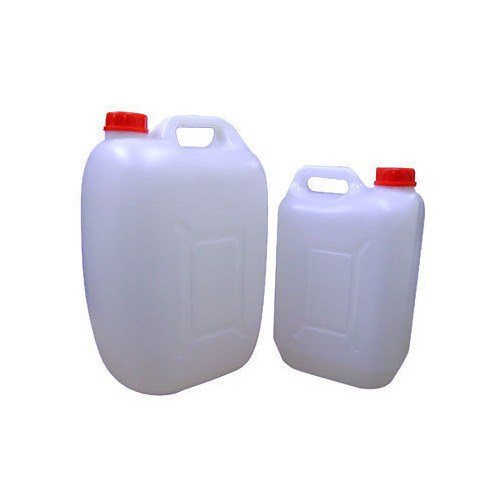 HDPE Plastic Jerry Cans