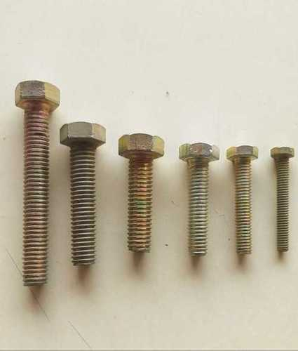 Metallic High Tensile Strength Bolts