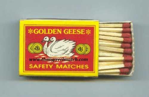 Homelite Safety Match Box