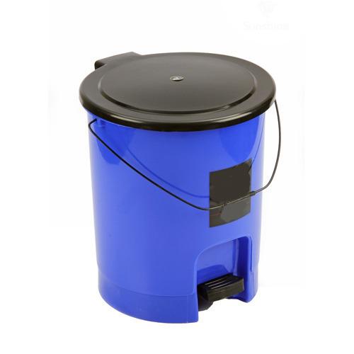Household Plastic Pedal Dustbin