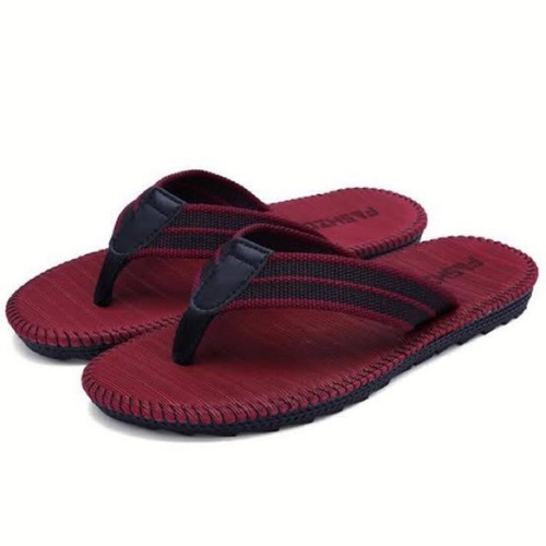 Mens Rubber Slip On Slippers