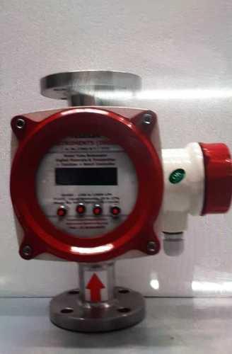 Metal Tube Magnetic Rotameter