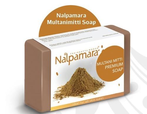 Nalpamara Multani Mitti Premium Soap