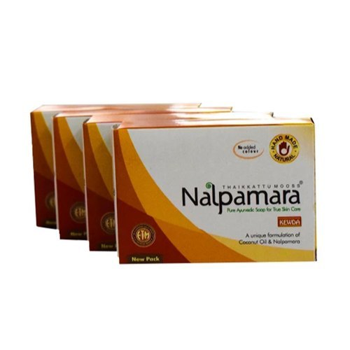 Nalpamara Natural Herbal Bath Soap