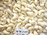 Natural Cashew Kernels Nuts