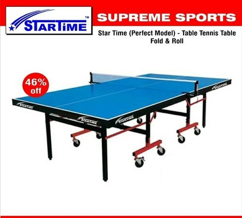 Perfect Model Table Tennis Table